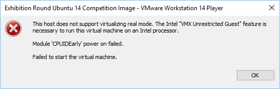 VMware Workstation 14.1.2 CPU Error Pre-2011.jpg